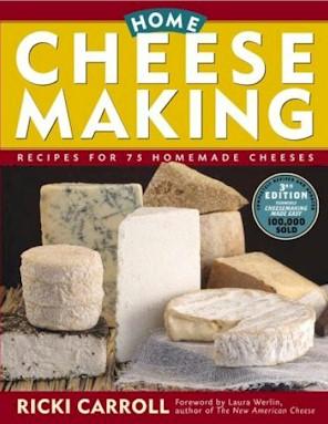 Home Cheese Making by Ricki Carroll