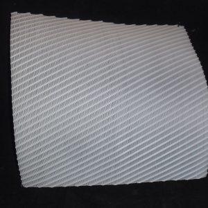 white mat 35x35