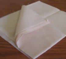 Cheese Cloth measuring 75cm x 75cm.