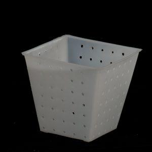 Plastic pyramid shape