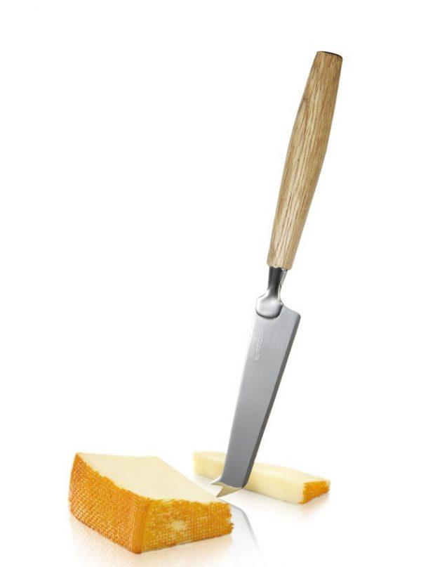 cheese knife oak soft