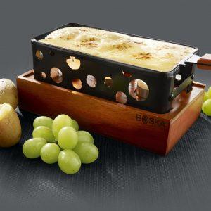 Raclette tapas