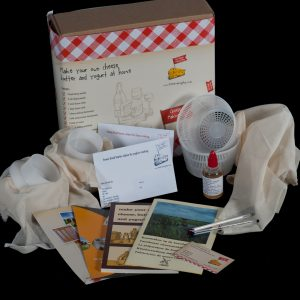Hard and Soft Cheese Making Kit EXTRA