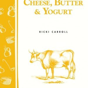 Making cheese, butter & yoghurt