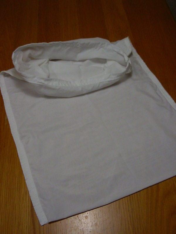 curd bag