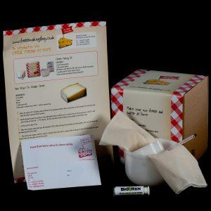 Hard Cheese Making Kit