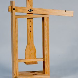 Dutch type Cheese press