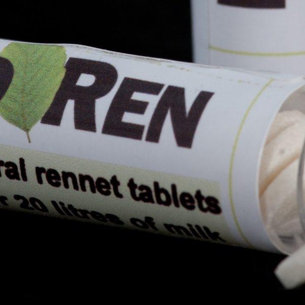 Natural Rennet Tablets
