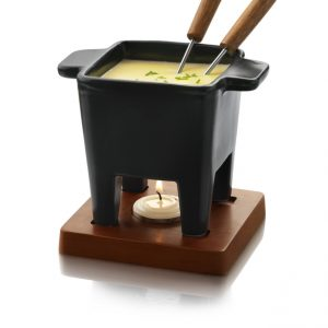 Tapas Cheese Fondue Black