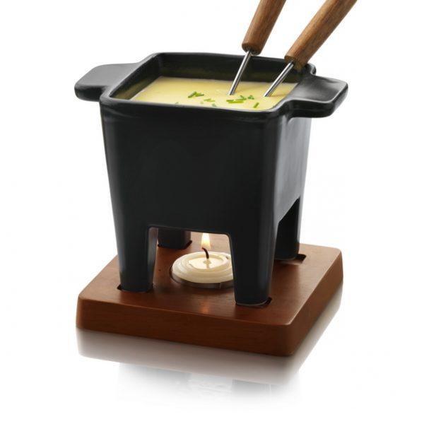 Tapas Cheese Fondue Black