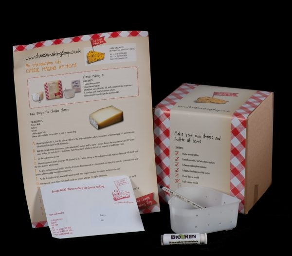 Valentine Soft Cheese Making Kit