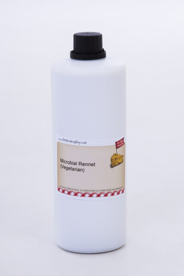 Microbial (vegetarian) rennet 1L