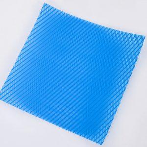 Blue mat 35x35 cm