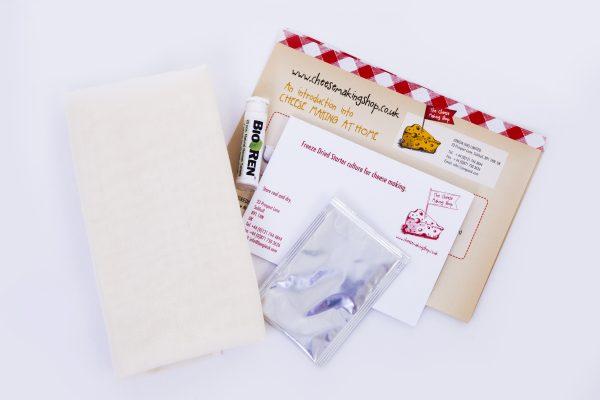 Basic cheese making kit