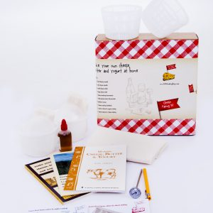 Hard and soft cheese making kit Large
