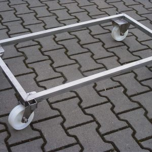 frame with wheels
